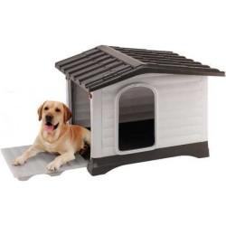 Ferplast - Ferplast Dog Villa 90 Plastik Köpek Kulübesi (1)