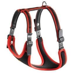 Ferplast - Ferplast Ergocomfort Köpek Göğüs Taması Xlarge Boy Kırmızı