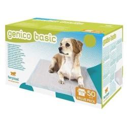 Ferplast - Ferplast Genico Köpek Eğitim Pedi 60 Cm X 60 Cm 50 Adet