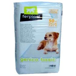 Ferplast - Ferplast Genico Köpek Eğitim Pedi 60 Cm X 60 Cm 50 Adet (1)