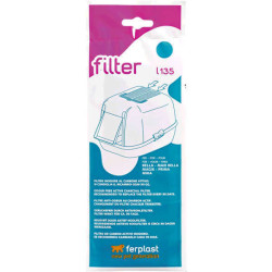 Ferplast - Ferplast Kedi Tuvaleti Yedek Fi Litresi L135
