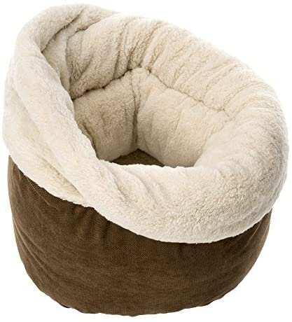 Ferplast - Ferplast Pouf 10 Cotton Kedi Köpek Yatağı