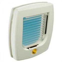 Ferplast - Ferplast Swing 3 Beyaz Kedi Köpek Kapısı 14.8X14.5 Cm