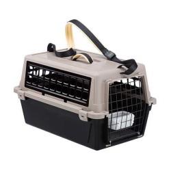 Ferplast - Ferplast Trendy Open 10 Kedi Köpek Taşıma Kabı 48 X 32,5 X 29 Cm