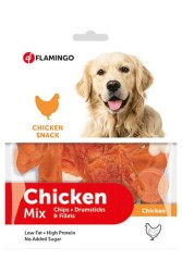 Flamingo - Flamingo Chick N Mix Tavuklu Karışık Köpek Ödülü 170 Gr