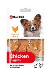 Flamingo - Flamingo Chick N Tavuk Ve Prinçli Kemik Köpek Ödülü 85 Gr