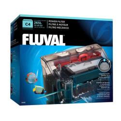 Fluval - Fluval C4 Power Filtre 265 Litre -5W (1)