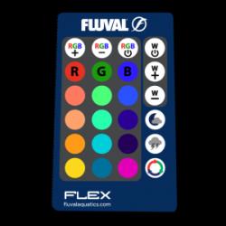 Fluval Flex Akvaryum 34 Litre Beyaz - Thumbnail