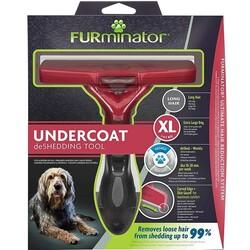 Furminator - Furminator Uzun Tüylü Dev Irk Köpek Tarağı Long Hair Giant Xl