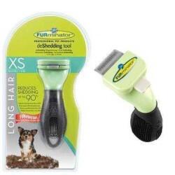 Furminator - Furminator Uzun Tüylü Küçük Irk Köpek Tarağı Xs (1)