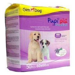 GimDog - Gimdog Lavanta Kokulu Köpek Çiş Pedi 60 X 60 Cm 50 Adet (1)