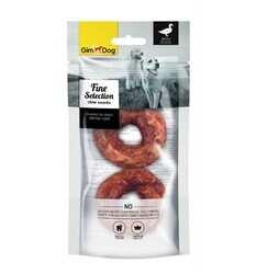 GimDog - Gimdog Duck-Donuts Ördekli Köpek Ödülü 40Gr (1)