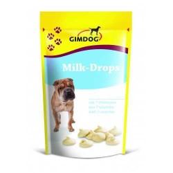 GimDog - Gimdog Milk Drops Sütlü Şekersiz Ödül Tableti 75 Gr (1)
