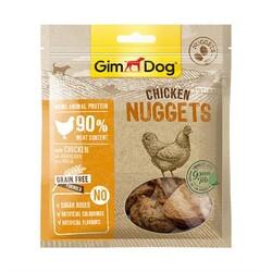 GimDog - Gimdog Nuggets Tavuklu Köpek Ödülü 55 Gr