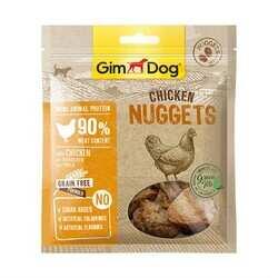 GimDog - Gimdog Nuggets Tavuklu Köpek Ödülü 55 Gr (1)