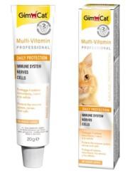 GimCat - Gimcat Kediler İçin Multi - Vitamin 20 Gr