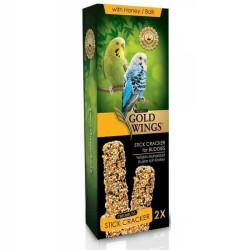 Gold Wings - Gold Wings Premium Ballı Kraker 2Li Paket