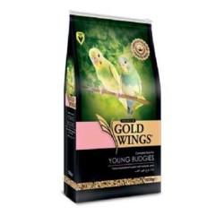 Gold Wings - Gold Wings Premium Yavru Muhabbet Kuşları İçin Komple Yem 1000 Gr