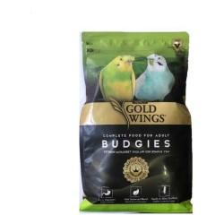 Gold Wings - Gold Wings Premium Yetişkin Muhabbet Kuşları İçin Komple Yem 1000 Gr