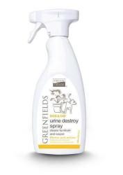 Green Fields - Green Fields Urine Destroy Spray Leke Ve Koku Giderici Sprey 400 Ml
