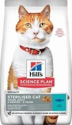 Hills - Hills Adult Sterilised Tuna Balıklı Kısırlaştırılmış Kedi Maması 10 Kg.