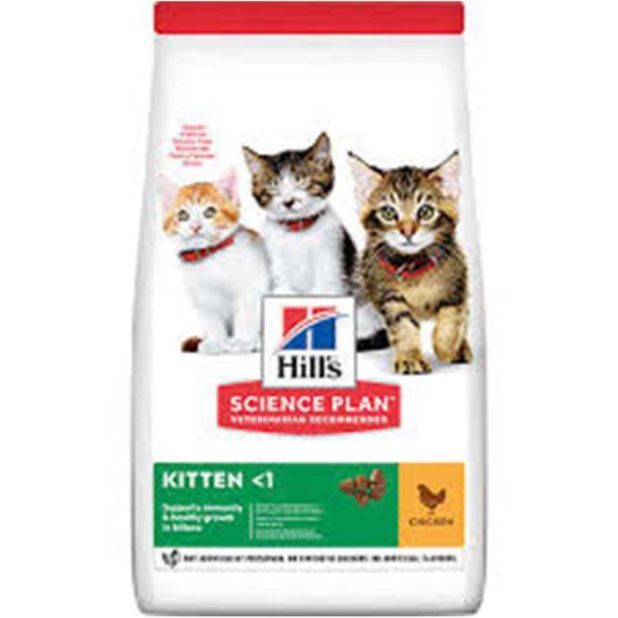 Hills Tavuklu Yavru Kedi Maması 1,5 Kg.