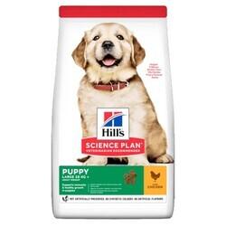 Hills - Hills Puppy Tavuklu Yavru Büyük Irk Köpek Maması 2,5 Kg.