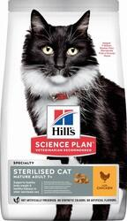 Hills Sterilised Mature Kısırlaştırılmış Yaşlı Kedi Maması 1,5 Kg.