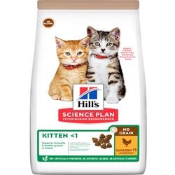 Hills Tahılsız - Hills Tahılsız Tavuklu Yavru Kedi Maması 1,5 Kg.