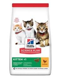 Hills - Hills Tavuklu Yavru Kedi Maması 3 Kg.