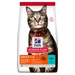 Hills Tuna Balıklı Yetişkin Kedi Maması 1,5 Kg. - Thumbnail