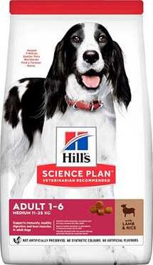 Hills - Hill'S Kuzu Etli Yetişkin Kuru Köpek Maması 18 Kg.