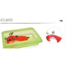 Imac - Imac Atlantis Kaplumbaga Bahçesi Taşıma Va Yaşam Alanı 45.5 X 31 X1 3,5 Cm (1)