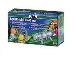 JBL - Jbl Aquacristal Ultraviole Uv-C 11 Watt Akvaryum Su Temizleyici