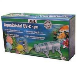 JBL - Jbl Aquacristal Ultraviole Uv-C 18 Watt Akvaryum Su Temizleyici