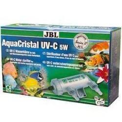 JBL - Jbl Aquacristal Ultraviole Uv-C 5 Watt Akvaryum Su Temizleyici (1)