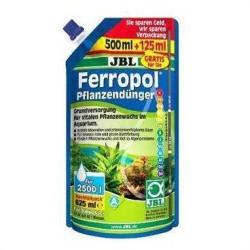 JBL - Jbl Ferropol Akvaryum Bitki Sıvı Gübre Refill 625 Ml