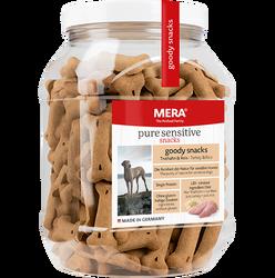 Mera - Mera Hassas Köpekler İçin Hindili Ödül Bisküvisi 600 G