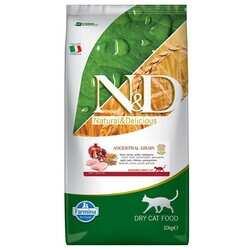 N&D L.GRAIN - N&D L.Graın Düşük Tahıllı Tavuklu Ve Narlı Kısırlaştırılmış Kedi Maması 10 Kg. (1)