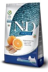N&D OCEAN - N&D Ocean Balıklı Ve Balkabaklı Tahılsız Küçük Irk Yetişkin Köpek Maması 7 Kg.