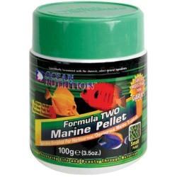 Ocean Nutrition - Ocean Nutrition Formula Two Marine Pellet Small 100 Gr (1)