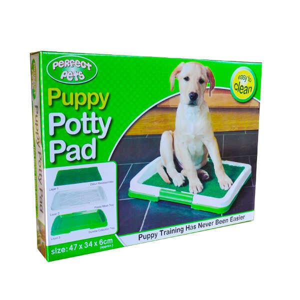PERFECT PETS - Perfect Köpek Tuvalet Eğitim Yapay Çim 47x34 cm