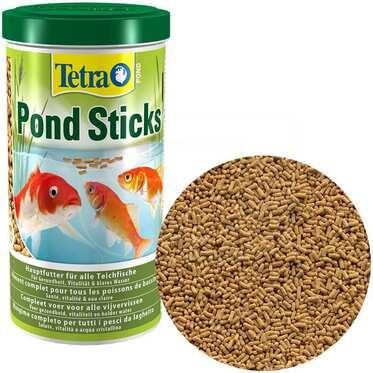 Tetra - Pond Stıcks Yesıl 1Lt