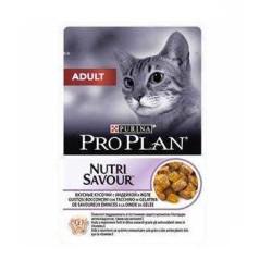 Pro Plan - Pro Plan Adult Yetişkin Kediler İçin Hindi Etli Yaş 85 Gr.