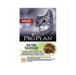 Pro Plan - Pro Plan Adult Yetişkin Kediler İçin Kuzu Etli Yaş 85 Gr. (1)