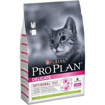 Pro Plan Delicate Kuzu Etli Kedi Maması 1,5 Kg.