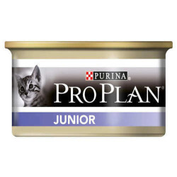 Pro Plan Junior Tavuk Etli Yavru Kedi Maması 85 Gr. - Thumbnail