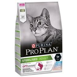 Pro Plan Sterilised Morina Ve Alabalıklı Yetişkin Kuru Kedi Maması 10 Kg. - Thumbnail