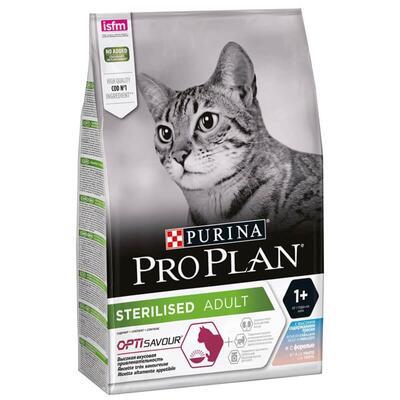 Pro Plan Sterilised Morina Ve Alabalıklı Yetişkin Kuru Kedi Maması 10 Kg.