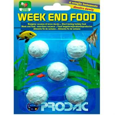 Prodac - Prodac Weekend Food Tatil Yemi